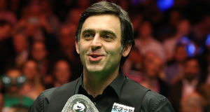 Ronnie O'Sullivan nonplussed by thought of sixth world championship crown