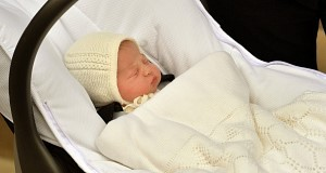 Punters to splash out £1m on guessing royal baby's name