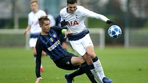 Irish teen named in Inter Milan's Europa League squad