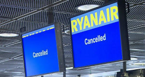 Latest: Ryanair cancel up to 300 flights as cabin crew in Spain, Portugal and Belgium set to strike | BreakingNews.ie
