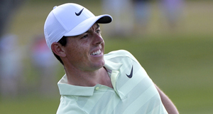 Paul McGinley: Rory McIlroy now 'average' compared to world's top three