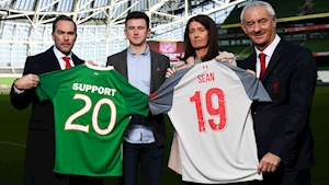 Ireland and Liverpool legends to play for Sean Cox at the Aviva