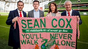 The stars come out to play for Sean Cox fundraiser