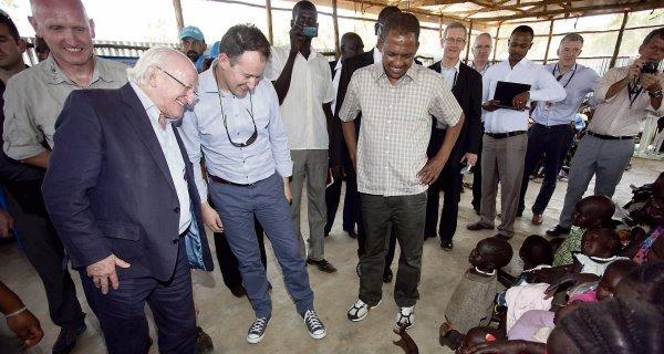 Irish Aid Leads The Way In Global Development Irish Examiner