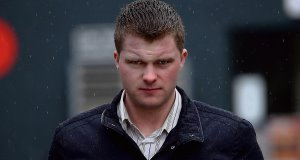 Shane Fitzgerald, from Upper Knockeen, Knockduff, Meelin, Newmarket, Co Cork, who pleaded not guilty to dangerous driving causing the death of Paud O'Leary at Scrahanfadda, Gneeveguilla, Co Kerry, on July1, 2012. Picture: Domnick Walsh/Eye Focus Ltd