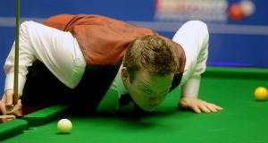 Shaun Murphy plays 'unbelievable trick shot' against Ronnie O'Sullivan