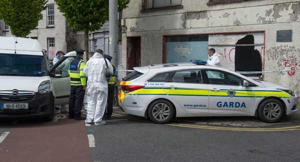 Young woman found dead in squat in Cork city