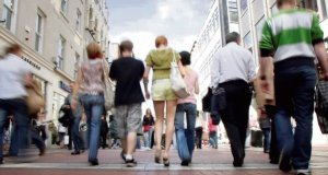 Head of Public Affairs and Communications at Retail Excellence: 'Irish retail industry has now entered recession'