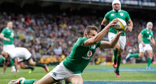 Dates and times confirmed for Ireland's November Series