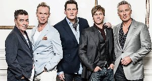 Spandau Ballet: Their break-up led to a bitter and costly court case.