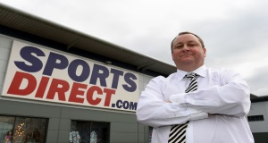 Sports direct buys two US chains in £78m debt