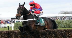 Sprinter Sacre and Barry Geraghty