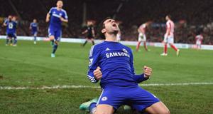 Cesc Fabregas scores 2nd Goal for Chelsea