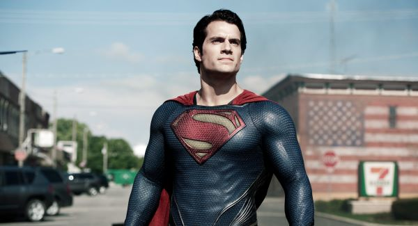 Henry Cavill as Superman in 'Man of Steel'. The summer blockbuster hits Irish screens next week.