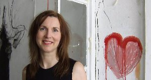 Suzy O'Mullane: Cork artist is a fan of VS Naipaul and Bob Marley.