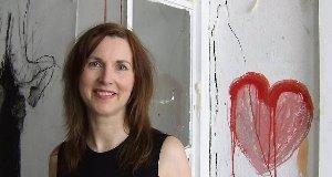Suzy O'Mullane: Cork artist is a fan of VS Naipaul and Bob Marley.