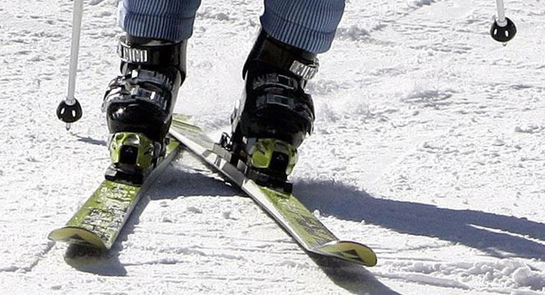 Ski racer dead after crash