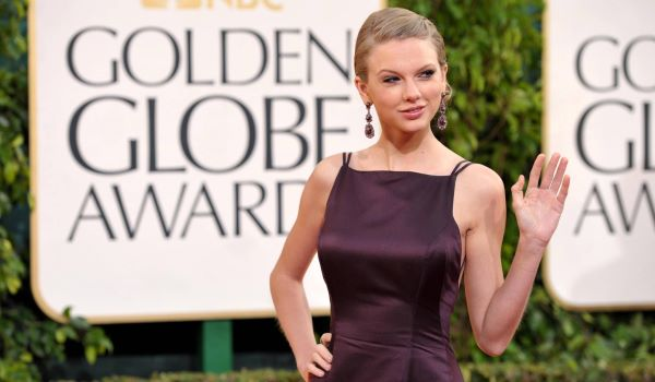 Taylor Swift. Guess where?Picture: AP