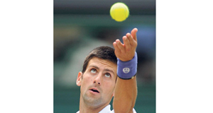 Food focus: Tennis star Novak Djokovic claims eliminating gluten from his diet made him clearer in mind and spirit.