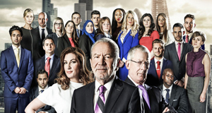 TUESDAY: The Apprentice, BBC One, 9pm