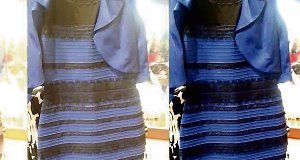 'The Dress', which sparked a debate on colour blindness