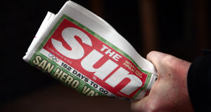 The Sun newspaper issues 'apology' - of sorts - for controversial Colombia headline