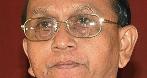 Burma President Thein Sein