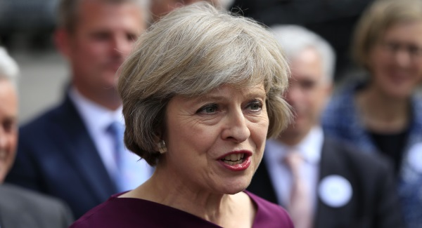 Britain set for a woman PM