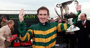 File photo of Tony McCoy
