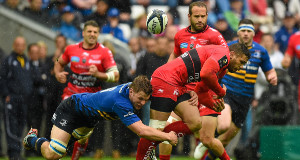 Toulon taking on Leinster in Champions Cup.
