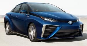 The Toyota Mirai