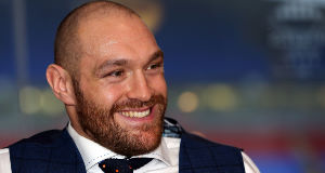 I could probably fight this weekend, says Tyson Fury