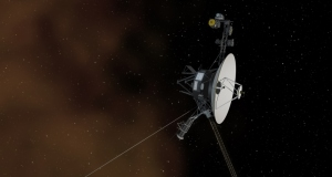Voyager 1. Picture: NASA
