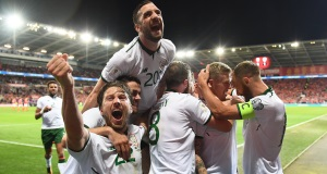 Latest: Republic of Ireland draw Denmark in World Cup play-off