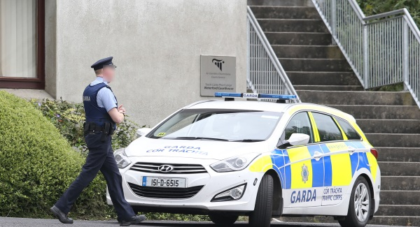 Gardai arrest two people in Waterford over suspected terrorism offences
