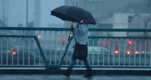 Change is in the air as wintry showers expected