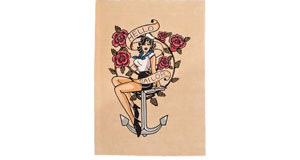 Tattoo your floor with a gorgeous hand knottedrug from www.floorstory.co.uk