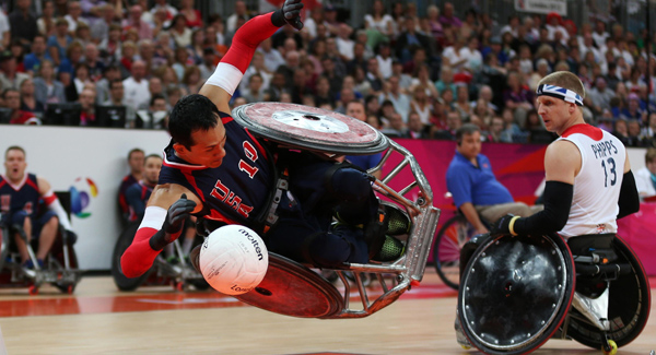 German court rejects Russian Paralympians' final appeal against ban