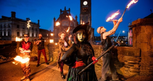 Derry City inviting over 400 witches to launch 'world's greatest' Halloween celebrations