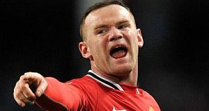 Wayne Rooney: Twice on losing side in FA Cup final.