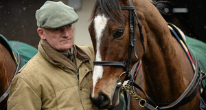 Willie Mullins quintet checks in for Sunday's Ryanair Gold Cup at Fairyhouse
