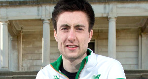 GREEN DREAMS: Mark English is one of Ireland's big hopes at the  European Indoor Championships in Prague this weekend.