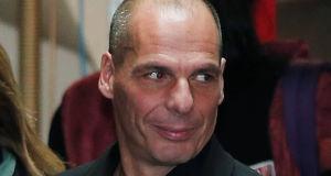 Yanis Varoufakis: Icy meetingwith Wolfgang Schäuble.