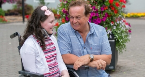 Marty Morrissey urges support of Clare girl's fundraiser for lifesaving surgery in Spain | BreakingNews.ie