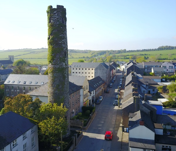 Cloyne campaign to restore access to 1,000-year-old tower