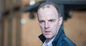 DI Mick Moynihan (Brian F O Byrne) in last night's Love/Hate