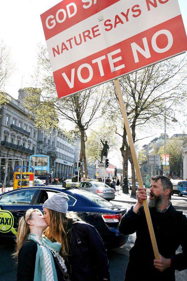 Ireland 39 s marriage equality referendum for Dublin gay mural