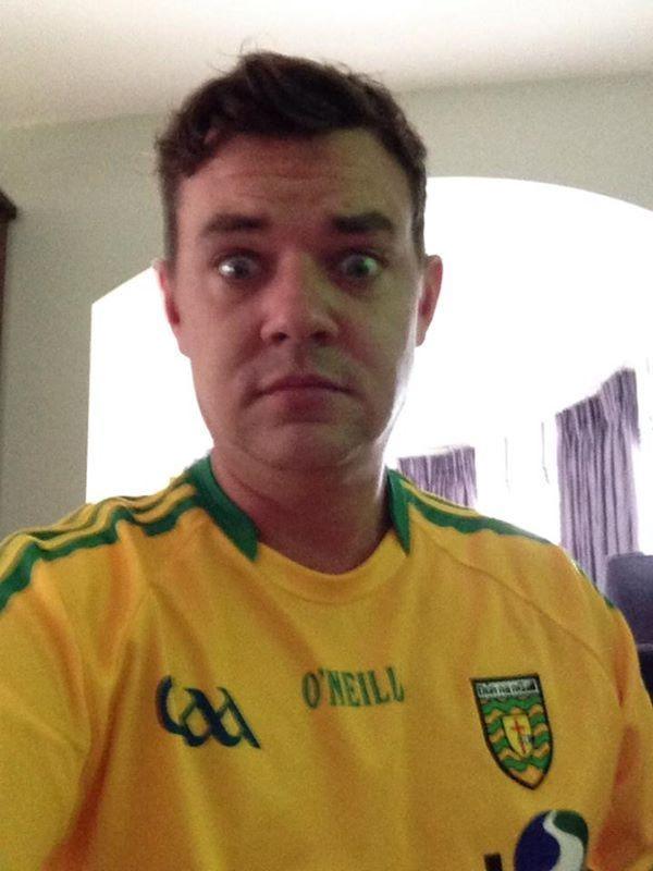 VIDEO: Buster Brady backs Donegal - BreakingNews.ie