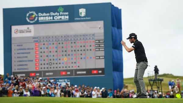 Irish Open's move North to draw US-based golfers