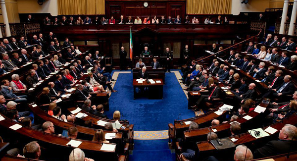 Dáil to vote on draft Brexit agreement
